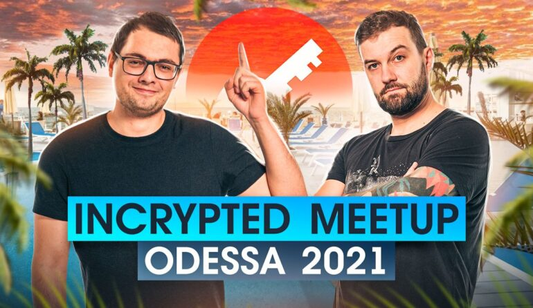 incrypted Meetup Odessa 2021